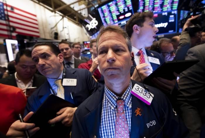 Agravamento das tensões preocupa os investidores, que demonstraram clara aversão ao risco e fugiram do mercado acionário