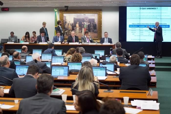 Comissão Especial sobre a reforma faz novas discussões esta semana