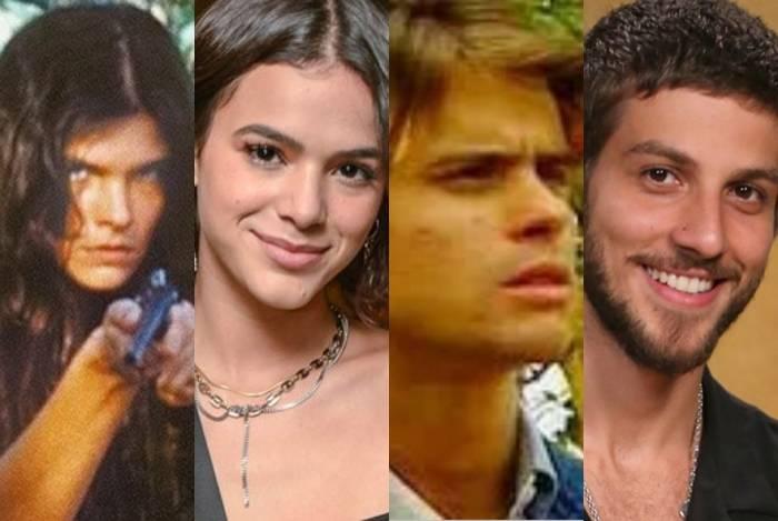 Quais artistas assumiriam os principais papeis no remake de 'Pantanal'?