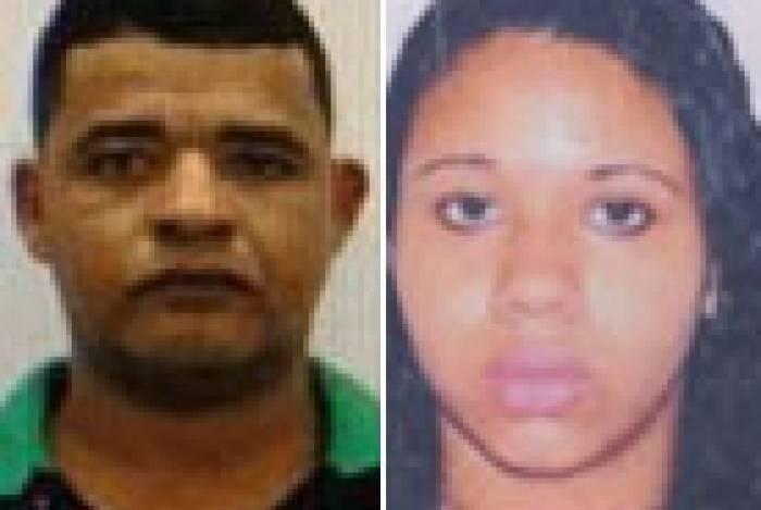 Adilson e Tainá foram mortos na madrugada desta terça-feira
