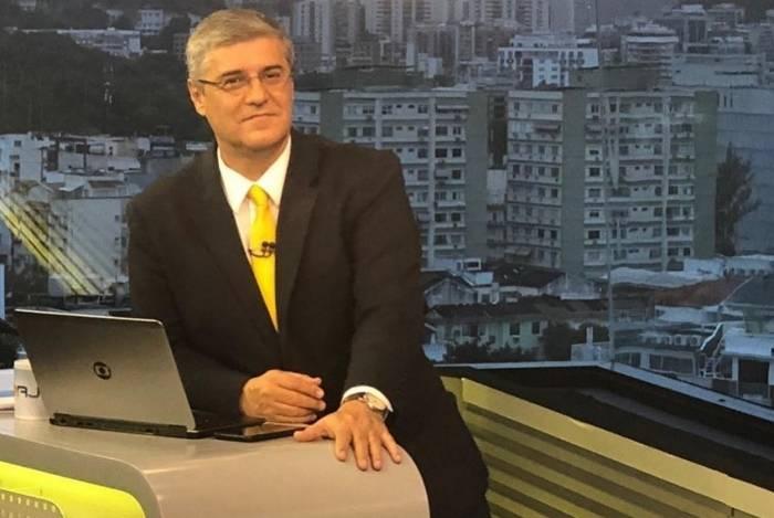 Flavio Fachel discute com seguidora que reclamou do destaque dado a comunidades no 'Bom Dia Rio'