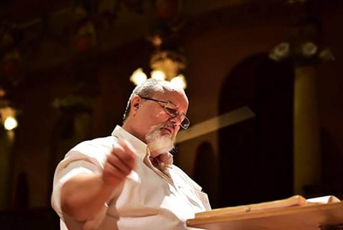 Maestro Luiz Fernando Malheiro