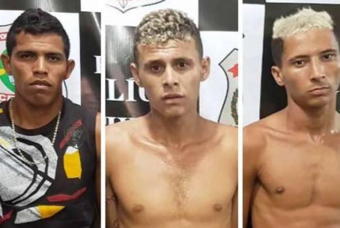 Trio que fazia animação do trem da alegria em Fortaleza é preso