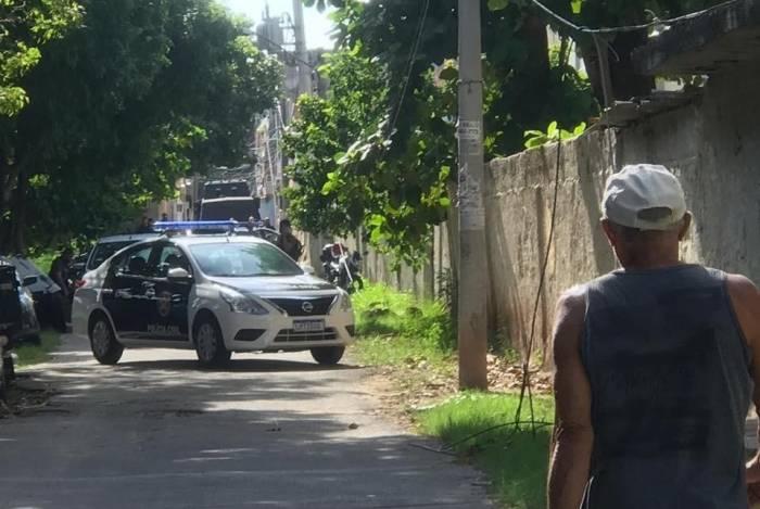 Polícia Civil faz reprodução simulada de oito mortes na Vila do João, na Maré
