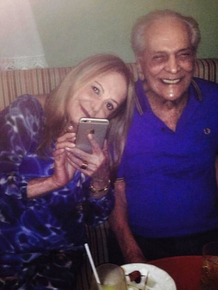 Ray Luiza Araujo Barbalho e Lúcio Mauro