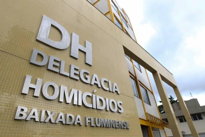 Caso será investigado pela Delegacia de Homicídios da Baixada Fluminense (DHBF)