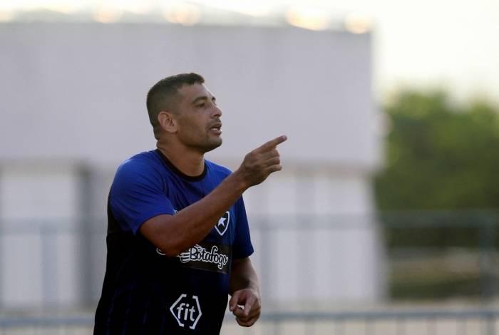 O único gol de Diego Souza pelo time alvinegro foi no dia 21 de março, na partida contra a Portuguesa