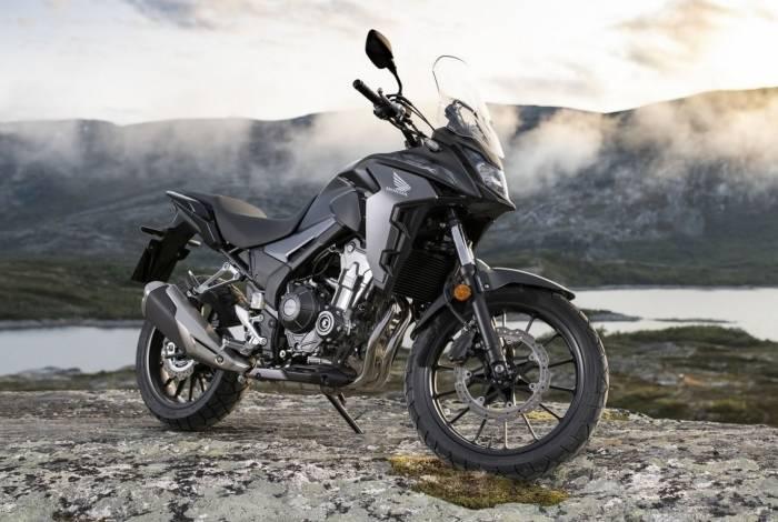 Nova Honda CB 500X