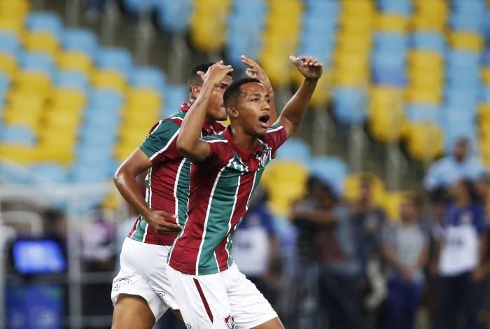 João Pedro substituiu Luciano e salvou o Tricolor do desastre na Copa do Brasil
