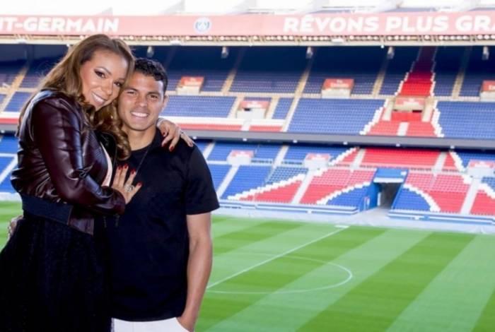 Thiago Silva e Belle