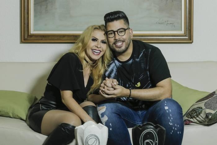 Joelma e Raphael Acioli