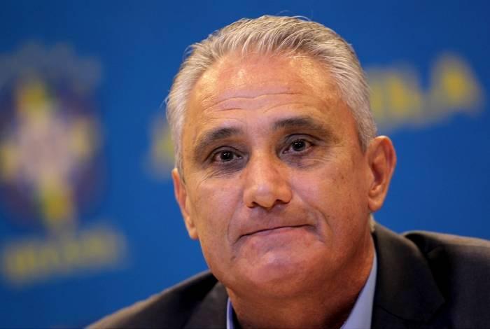 Tite convocou a seleção brasileira na manhã desta sexta-feira