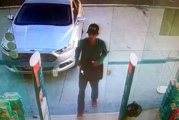 Paulo Roberto Mathias era procurado por uma série de roubos em farmácias