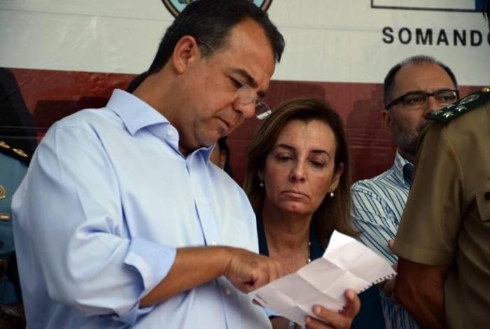 Márcia Lins foi secretária de Turismo, Esporte e Lazer durante a gestão de Sérgio Cabral