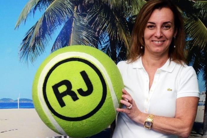 Marcia já foi secretária estadual de Turismo, Esporte e Lazer