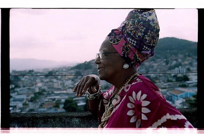 Tia Maria do Jongo é um símbolo da resistência da cultura negra no Brasil