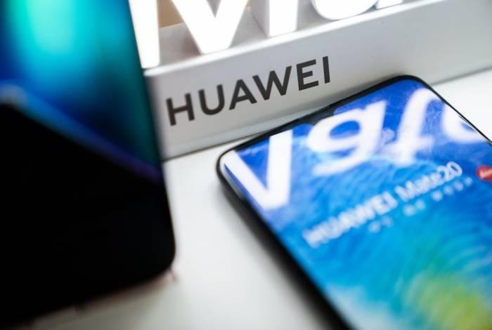 A Huawei é uma das principais fabricantes de smartphones do mundo