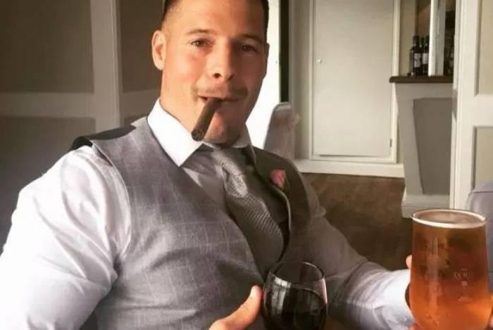 Jordan Adlard Rogers suspeitava que era herdeiro de milionário desde os oito anos