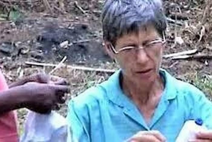 A freira espanhola Inés Nieves Sancho, vivia há 23 anos na República Centro-africana