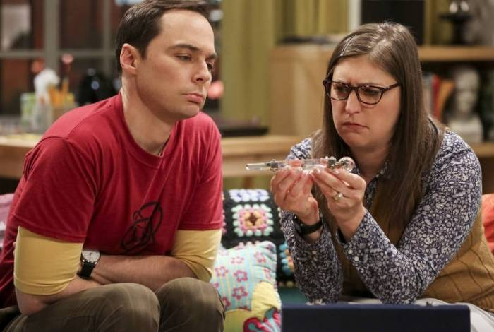 Cena de 'The Big Bang Theory'