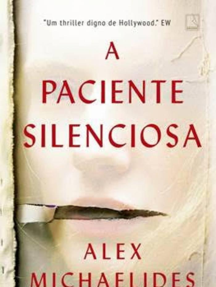 Livro 'A Paciente Silenciosa' chega às livrarias brasileiras este mês