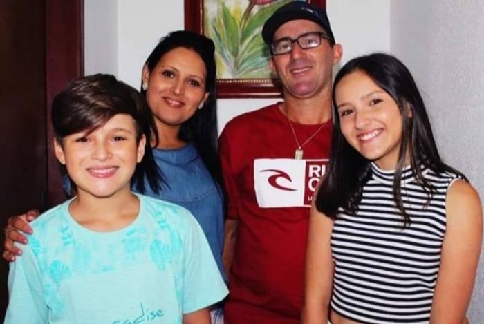 Família de Biguaçu, Santa Catarina, passava férias em Santiago do Chile