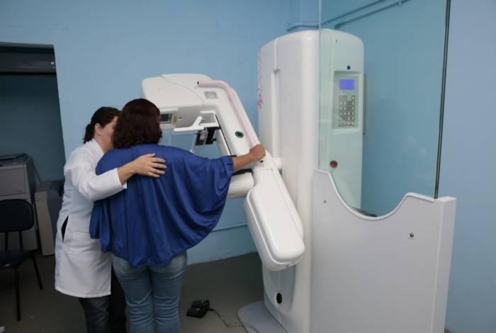 Craesm faz mutirão de mamografia em Duque de Caxias