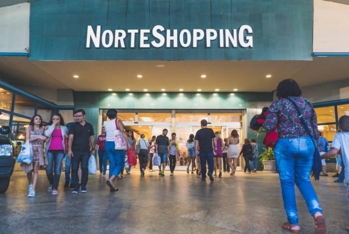 NorteShopping participa da campanha
