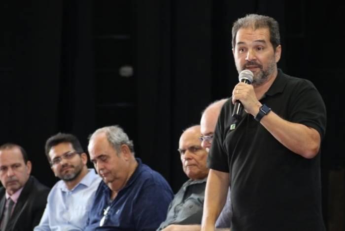 Funcionários da Emater estão insatisfeitos com Eduardo Lopes