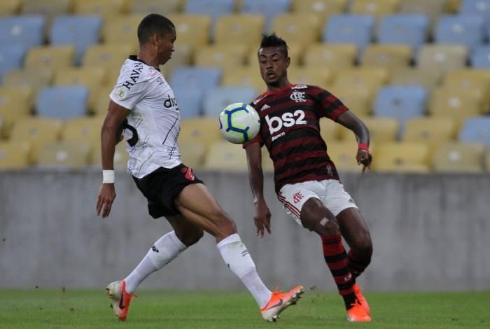 Flamengo e Athletico-PR