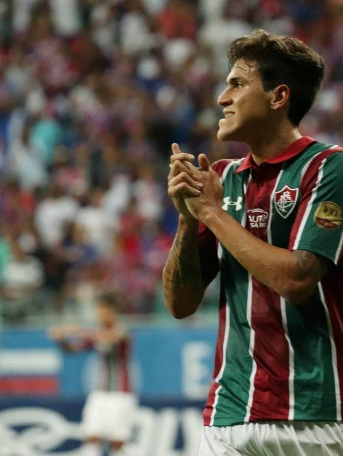 Valorizado, Pedro é o principal ativo do Fluminense, que prioriza a sua venda para a Europa