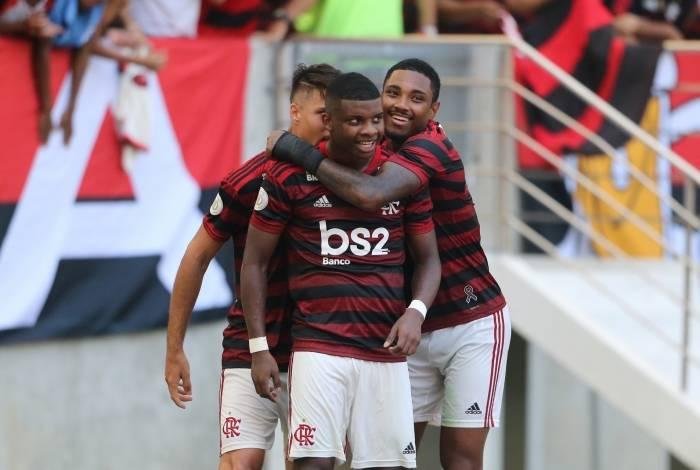 Flamengo venceu a Chape com equipe alternativa