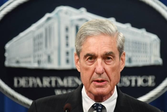 Procurador especial Robert Mueller falou pela primeira vez sobre a investigação da interferência russa na eleição de Trump