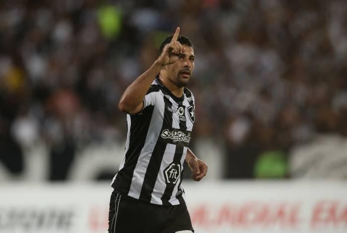 Diego Souza teve passagem marcante no Sport