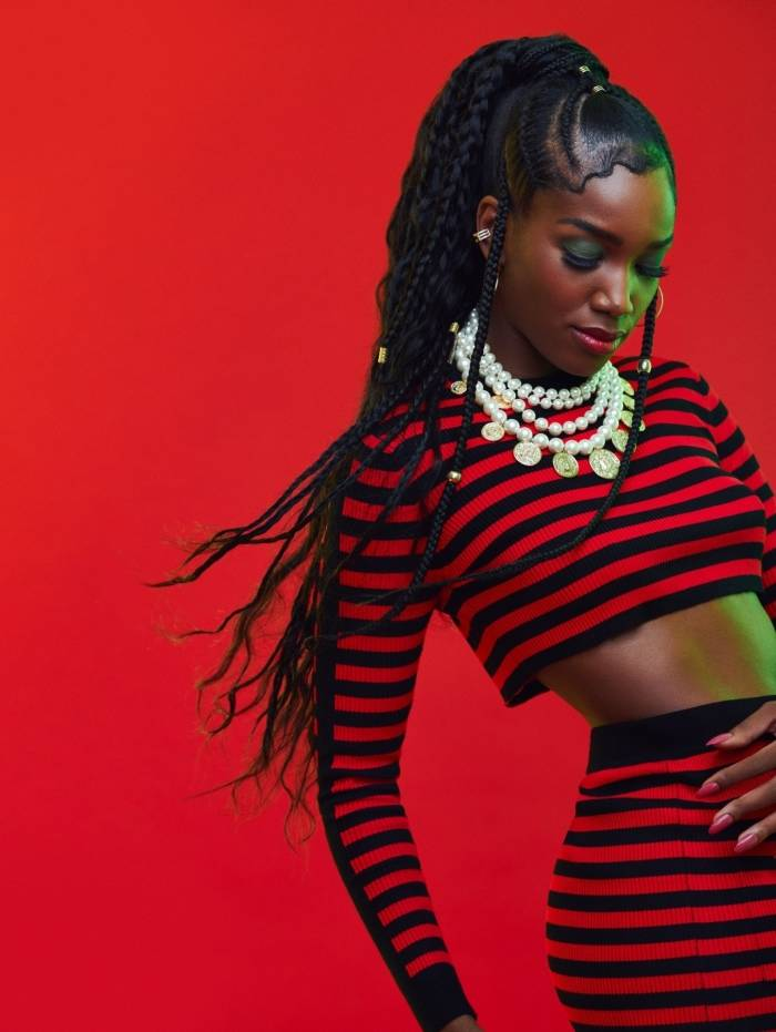 Iza é a nova jurada do 'The Voice Brasil'