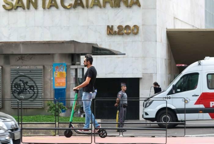 Usuários de patinetes elétricos ganham as ruas das grandes cidades