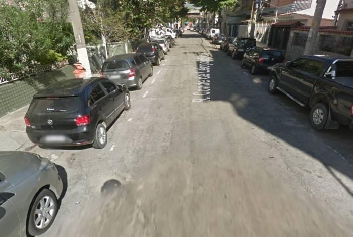 Rua Conde de Leopoldina (São Cristóvão)