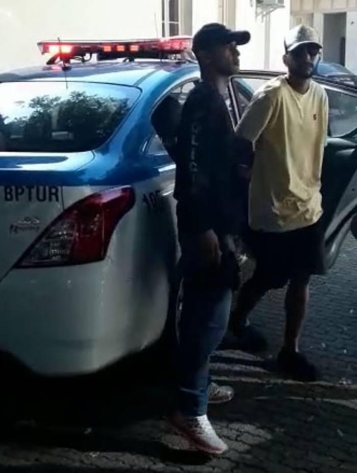 Rafael Neves de Araújo foi encontrado no Largo do Machado
