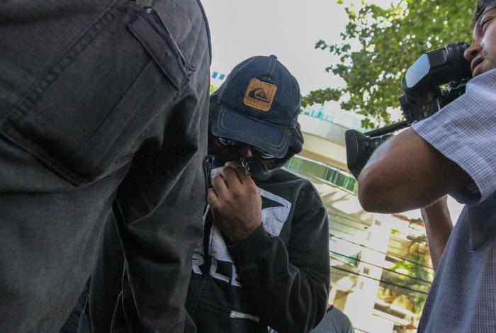 O policial é suspeito de obstruir as investigações do caso Marielle
