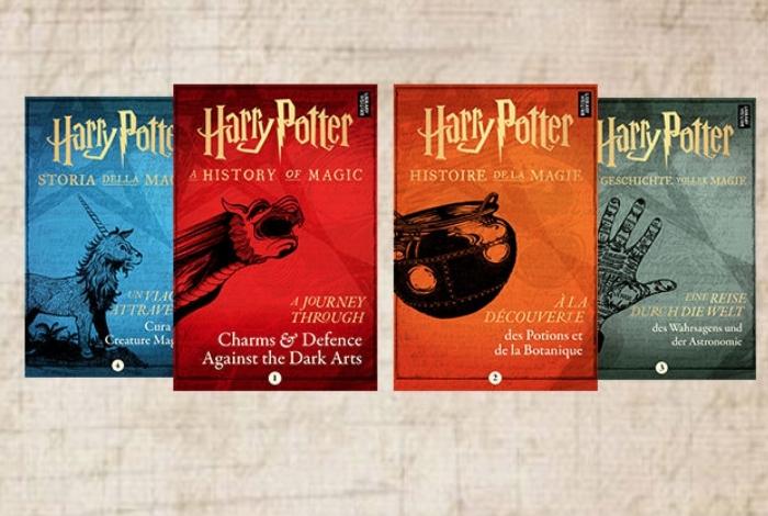 Universo de 'Harry Potter' será expandido com mais quatro livros digitais