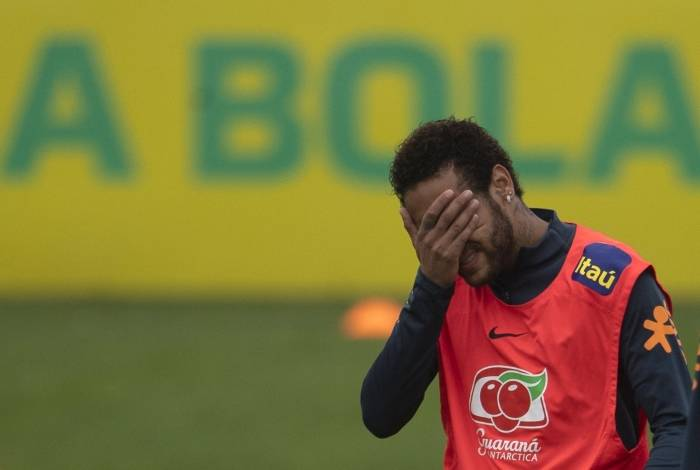 Real desistiu de Neymar