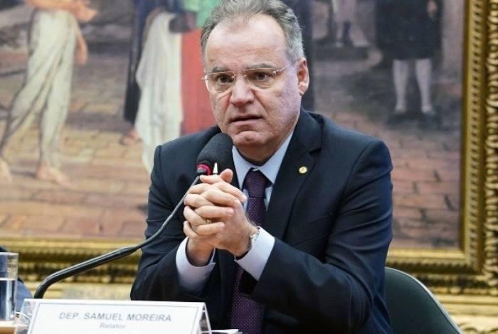 Relator da reforma, deputado Samuel Moreira