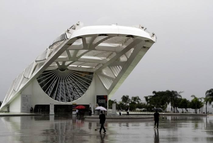 Museu do Amanhã já recebeu mais de 4 milhões de visitantes