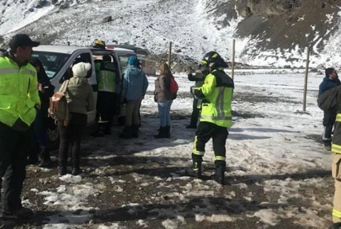 Duas crianças brasileiras morreram após serem atingidas por rocha no Chile