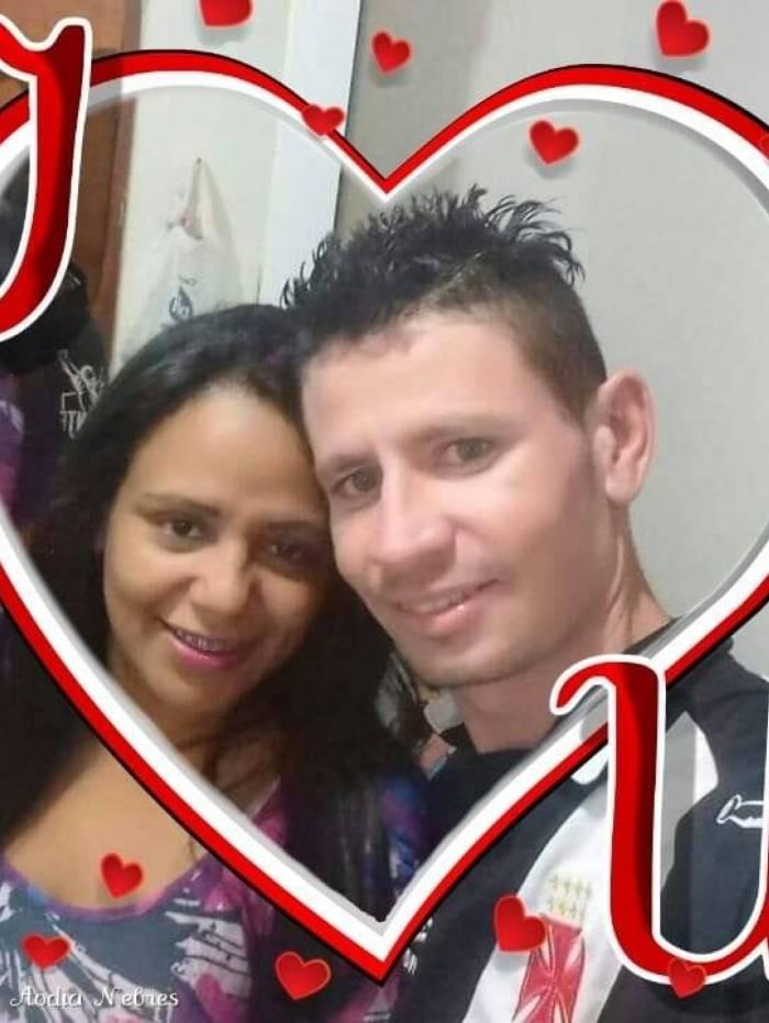 Francisco Jailton de Souza é suspeito de matar Eva Aparecida da Silva