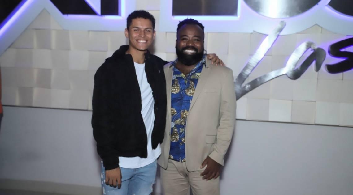 Ex-BBBs Danrley e Rodrigo