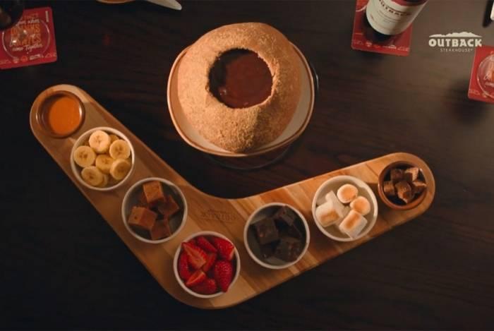 Rede de restaurantes agora tem fondue
