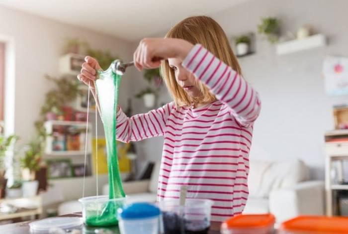 Slime pode ser perigoso para seu filho