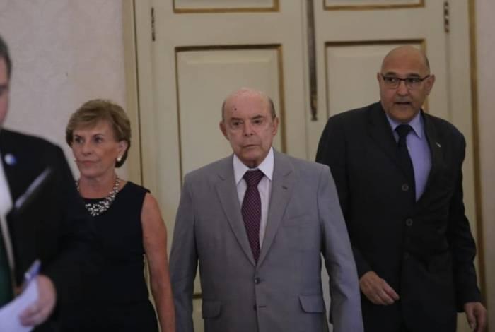 Luiz Carlos Pugialli é apadrinhado pelo ex-senador Dornelles