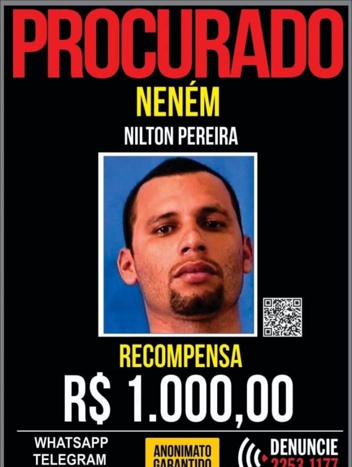 Nilton Pereira, o Neném ou Nem, de 43 anos